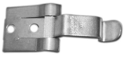 5/Pk Snap Fastener - Quick Release Fastener - Clip (Stainless Steel 2 hole A-17 Design)
