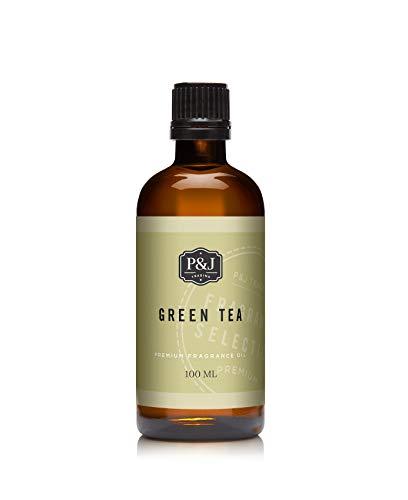 Green Tea - Premium Grade Scented Oil - 100ml/3.3oz