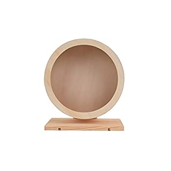 Best wooden hamster wheel Reviews
