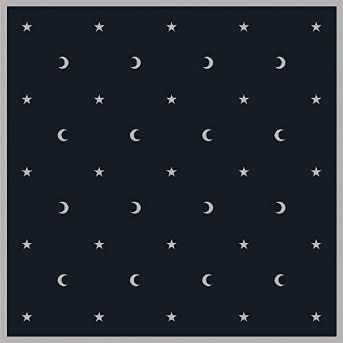Moon & Stars Velvet Tarot Cloth