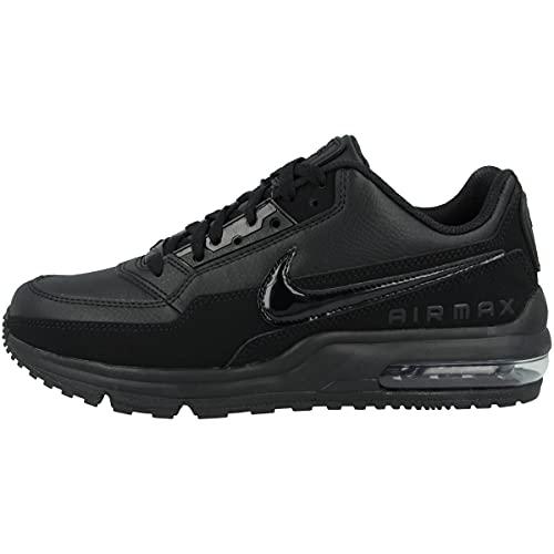 Nike Herren Air Max Ltd 3 Traillaufschuhe, Black Black Black 687977 020, 44.5 EU