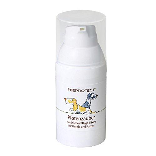 Lieblingshund Feeprotect Pfotenzauber Pflege-Elixier für Hunde und Katzen 30ml Airless Spender