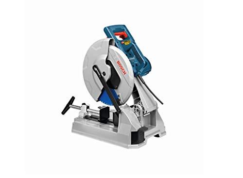 Bosch Professional Metalltrennsäge GCD 12 JL (1.500 min-1 Leerlaufdrehzahl, 20 kg Gewicht, inkl. 1x Kreissägeblatt für Stahl, im Karton)
