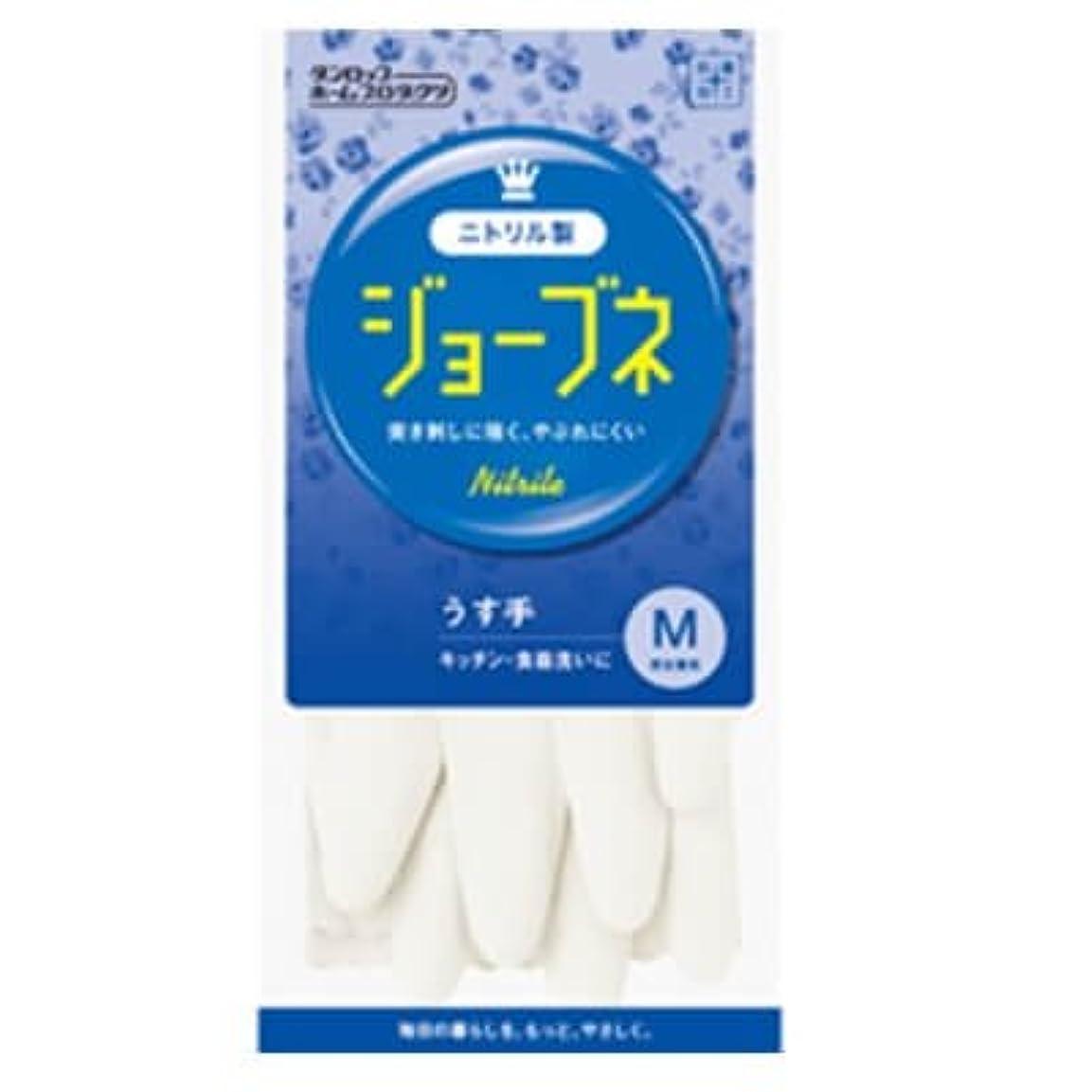エクスタシー難破船フォーム【ケース販売】 ダンロップ ジョーブネ うす手 M ホワイト (10双×24袋)