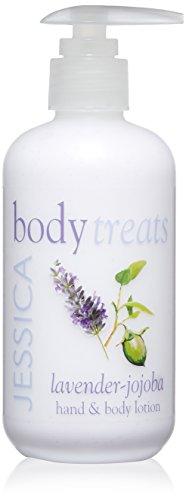 Jessica Body Treats Hand And Body Lotion Lavender Jojoba 83 Fl Oz