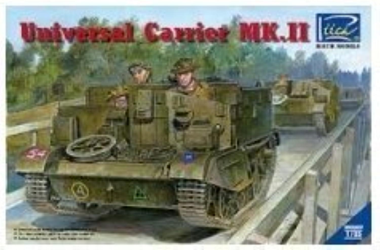 Riich 1 35 Universal Carrier Mk.II model kit by Riich Models