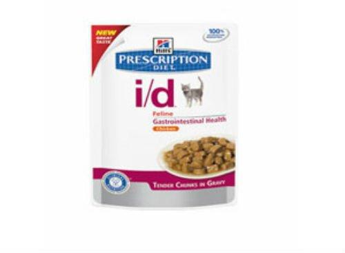 Hill's Prescription Diet i/d Katzenfutter, 12 x 85 g