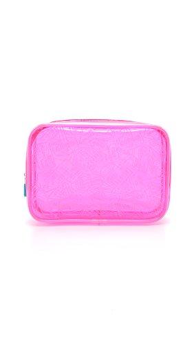 Flight 001 Women's X-Ray Quart Bag, Pink, One Size