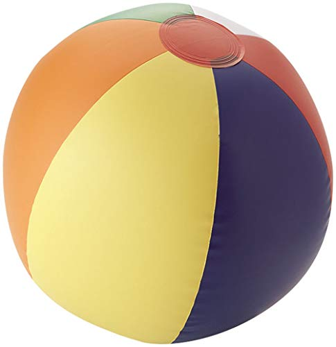 Wasserball Regenbogen - Farben - Durchmesser ca. 25 cm - PHTHALATFREI