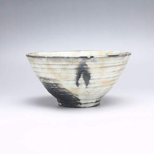 Fantastic Prices! Hagi matcha teabowl chawan made by Eiichi Shibuya. Japanese ceramic Hagi-ware.