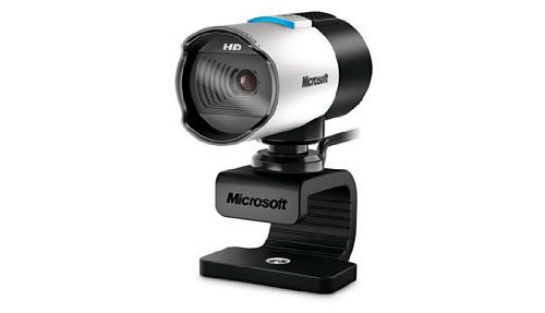 Microsoft LifeCam Studio 1080p HD Webcam, Grau
