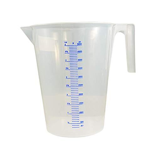 Algi Equipements 07594000 Pichet doseur translucide 5 litres