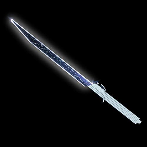 YDD Darker Saber Fx Force Laser Lightsaber with Realistic Blaster Sound and Flashes, Metal Hilt, Light Up Swords (for Duel, M)