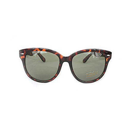 Utopiat Retro Schildpatt-Sonnenbrille mit Katzenaugen, inspiriert von Audrey Hepburn