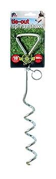 Prevue Pet Products 2111Robuste 45,7cm Spirale Laisse Piquet