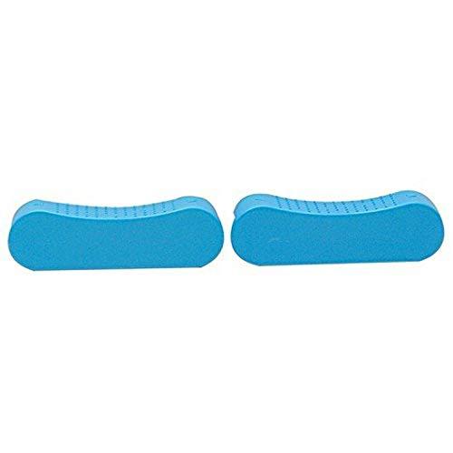 Catit Schuifdeur Lock Clips voor capuchon kattenstrooi Pan, blauw, 2-pack