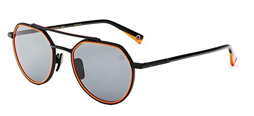 Etnia Barcelona Gafas de Sol BLUE SWALLOW SUN Black Orange/Grey Hd 51/20/148 unisex