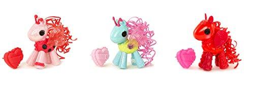 Lalaloopsy Ponies Bundle Lady B., Glowy & Target Exclusive Ropes
