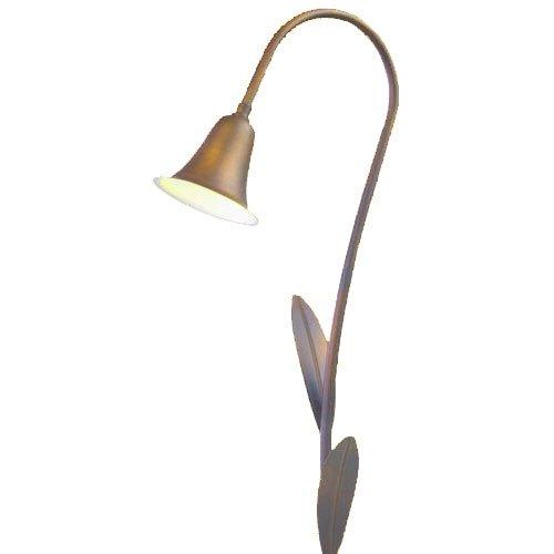Corona Lighting CL-716B-AB 18W Low Voltage Bell Head Landscape Path Light, Antique Bronze finish Bell Head Path Light