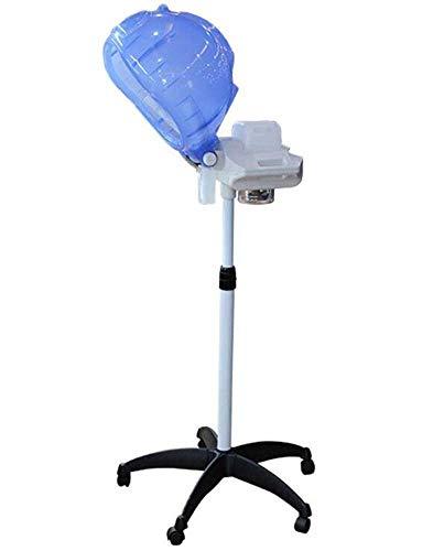 CSS Perm Machine-650W Verstellbarer Orbiting Halo Haartrockner Stand Up Rolling Wheels Salon Haarfarbe Prozessor Beschleuniger Professional Für Home Salon Haarfärbemittel Perming Equipment/A,Ein