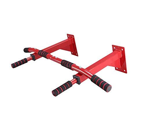 YLJYJ Dispositivo de dominadas Barra Horizontal Barra de dominadas Pared Barras de dominadas bidireccionales Fitness Construcción de músculos Hogar