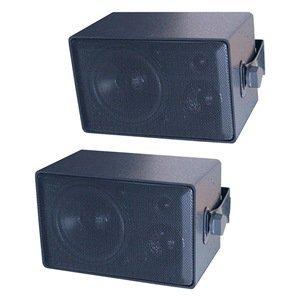 Fantastic Prices! 3-Way Speaker, Indoor/Outdoor, 7-1/4 In.