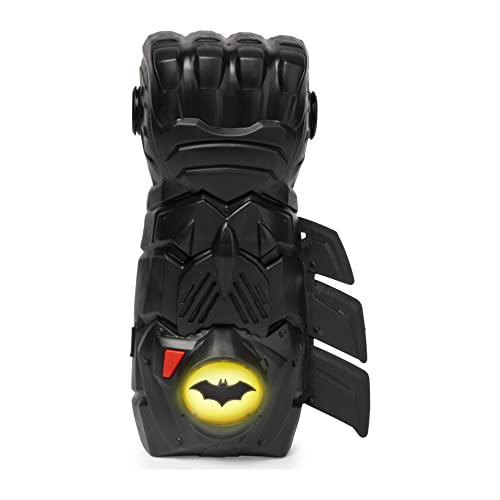 BATMAN, Interactive Gauntlet with Over 15 Phrases and Sounds, Kids Toys for Boys Aged 4 and Up