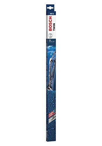Bosch Scheibenwischer Twin707U, Länge: 700mm – einzelner Scheibenwischer für Frontscheibe