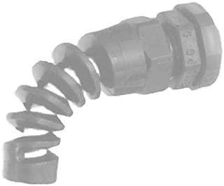 Heyco, 3238, Flex Liquid Tight Cord Grip Grayw/3166 Nut