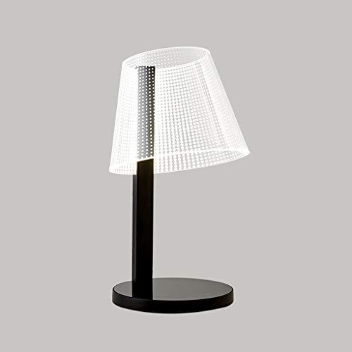 lámpara de mesa Puerto de la noche del tacto de control de LED elegante lámpara de escritorio, Luz Oficina Con 5V / 1A USB Luz minimalista pequeña lámpara de mesa lámpara de lectura del dormitorio lám