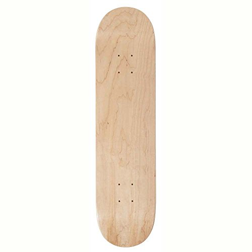 ENUFF Classic Deck Tabla de Skateboard, Unisex Adulto, Blanco (Natural), 8