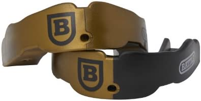 Battle 2 Color Mouthguard 2 Pack Gold Adult product image