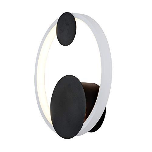 Muur Sconce Lights Moderne Creatieve led Wandlamp Ronde Slaapkamer Bedkant Decor Led Wandlampen voor Huis Industriële Spiegel Verlichting