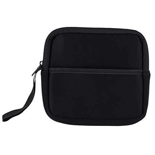 Nrpfell Neoprene Sleeve Carrying Case Bag for External Hard Drive, CD DVD...