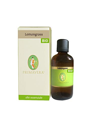 Lemongrass Bio Codex etherische olie - 100 ml