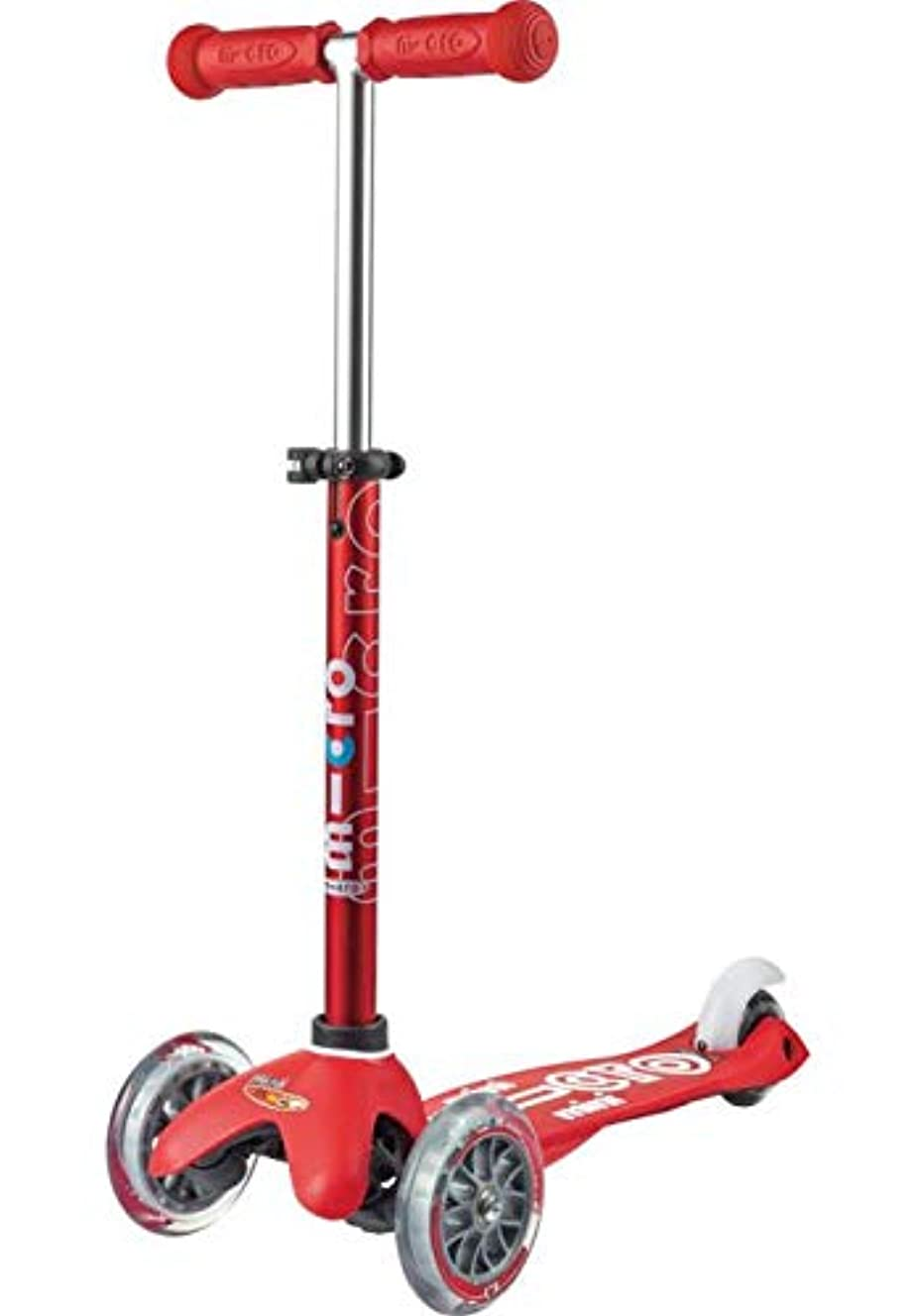 Mini Deluxe | 3-Wheeled, Lean-to-Steer, Swiss-Designed Micro Scooter for Kids | Ages 2-5