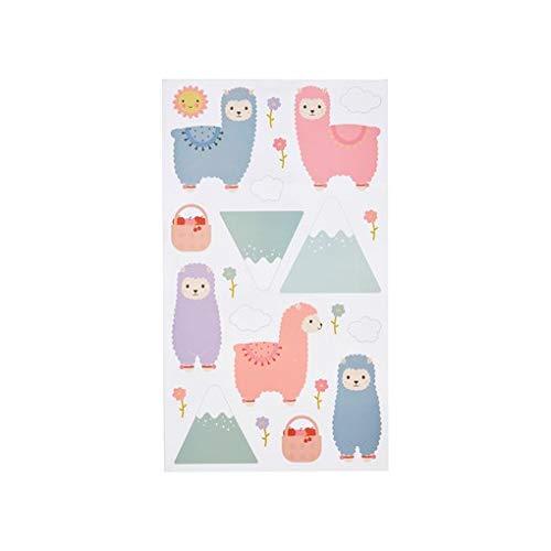 Sass & Belle Stickers muraux Little Lama
