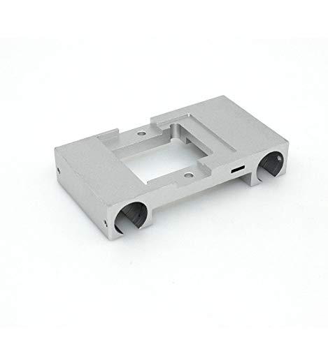 Singoli pezzi compatibili della stampante 3D del replicatore di Makerbot dell'estrusore del metallo del cursore di asse X