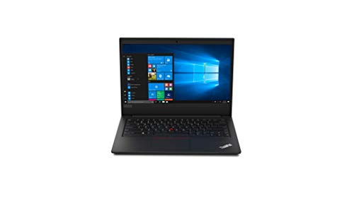 Lenovo ThinkPad E495 - Ordenador portátil 14' FullHD (AMD Ryzen 5 3500U, 16GB RAM, 512GB SSD, AMD Radeon Vega 8 Graphics, Windows 10 Pro), Color negro - Teclado QWERTY español