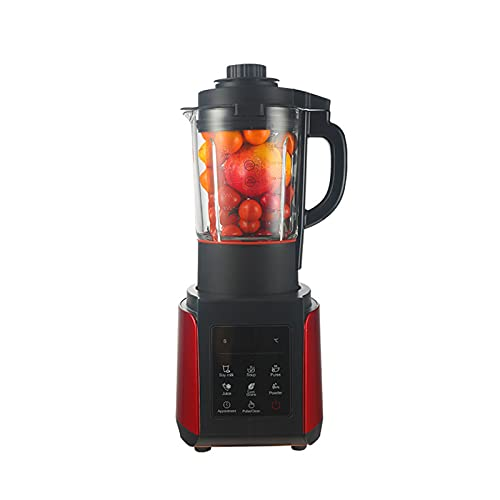 L&B-MR Juicer, Large-Caliber Fruit And Vegetable Juicer, Multi-Functional Household Slag Juice Separator, Fast Rinse in Seconds, Automatic Separation of Slag Juice, Large-Caliber Free Cutting