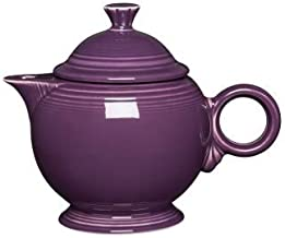 Fiesta Covered Tea Pot 44oz - Mulberry Purple