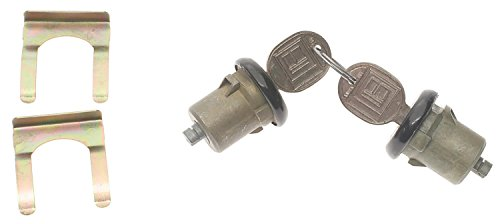 ACDelco D571A Professional Door Lock Cylinder with Key 1970 Buick Skylark Parts