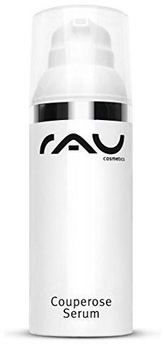 RAU Couperose Serum 50 ml - Konzentrat mit Rosskastanie Spezialpflege Couperose Haut, Besenreisern