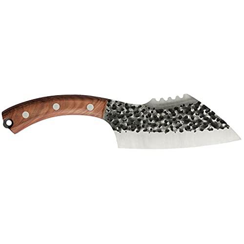 Xizdth Cuchillo De Cocina De 6 Pulgadas Cuchillo De Cocina Cuchillo para Deshuesar Cuchillo De Cocina Forjado A Mano (Color : One)