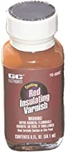 GC Electronics 10-9002-A Red Insulating Varnish 2 fl. oz. Bottle