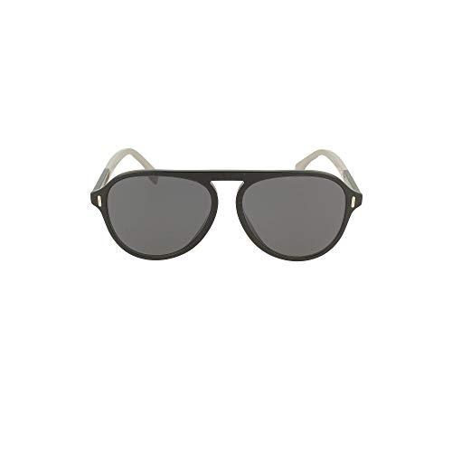 Luxury Fashion | Fendi Heren FFM0055GS807IR Zwart Acetaat Zonnebrillen | Seizoen Permanent