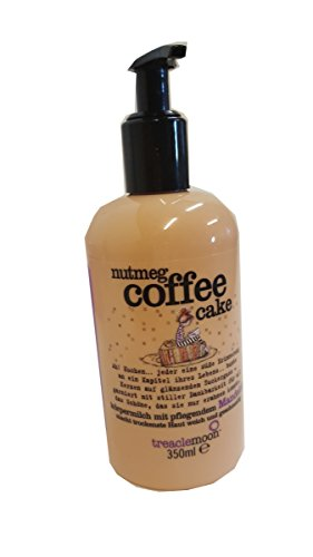 Treaclemoon nutmeg coffee cake Körpermilch 350 ml