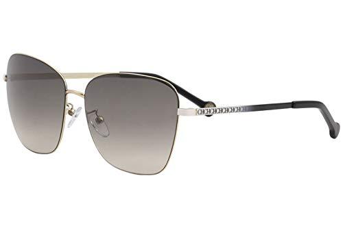 Carolina Herrera Gafas de Sol Mujer SHE103590300 (Diametro 59 mm), Gold, 59 Unisex-Adult