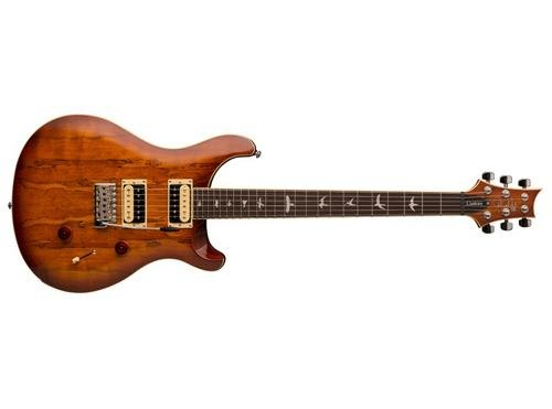 Cheap PRS SE Custom 24 Spalted Maple Electric Guitar Black Friday & Cyber Monday 2019
