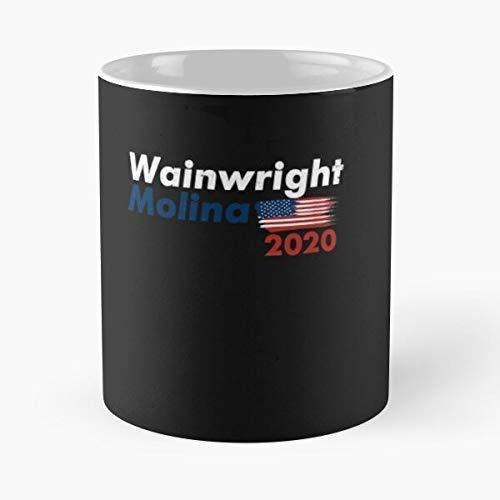 Wainwright Molina 2020 Shirt Camiseta Classic Mug, 11 oz.
